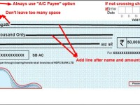 Cheque Format