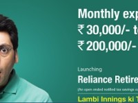 Reliance Retirement Fund-Is it a best pension plan with 80C benefit?