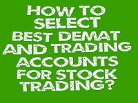 Best Demat and Trading Account in India-How to chose it?