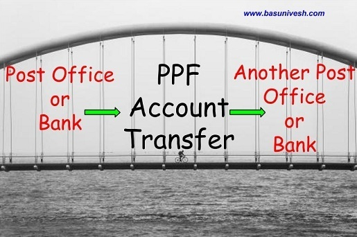 Transfer PPF Account