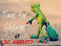 LIC's Agent Portability-How to change LIC Agent?