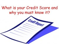 Why you MUST know your Credit Score?