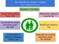 X Tax benefits for senior citizens