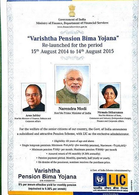 Varishtha Pension Bima Yojana-How much beneficial?