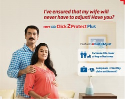 HDFC Click2Protect Plus-Comparative review with features and benefits