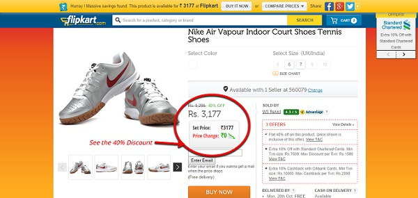 Flipkart's The Big Billion Day Offer-Is it really a good deal?