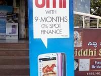 Univercell UMI (Univercell Monthly Installment) Offer-False claim of 0% interest !!!