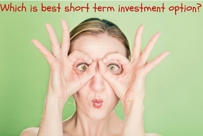Best Short Term Investment Option