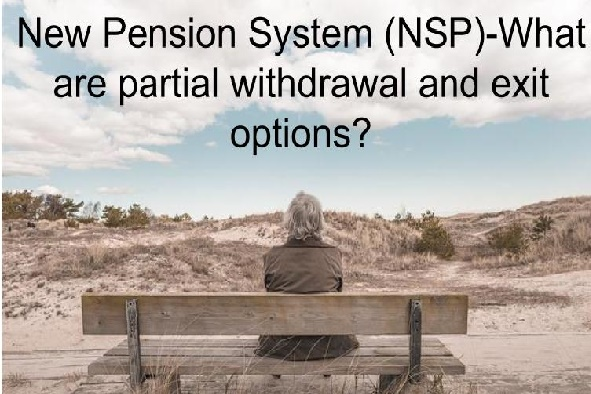 Latest NPS Withdrawal Rules 2018