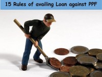 15 Rules of availing Loan against PPF (Public Provident Fund)