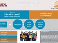 Vidya Lakshmi portal-Single window for educational loan and scholarship