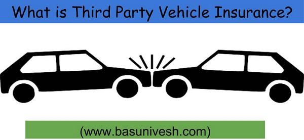 What is Third Party Vehicle Insurance