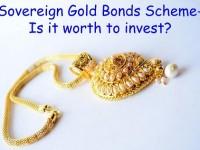 All about Sovereign Gold Bonds Scheme