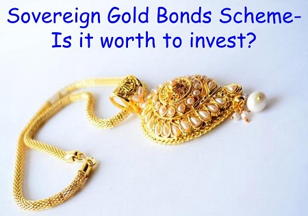 Sovereign Gold Bonds Scheme