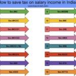 save tax on salary income