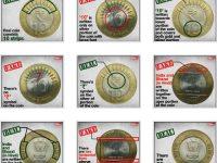 fake 10 Rupee coins