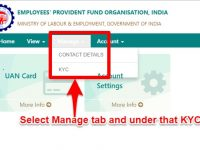 How to link Aadhaar to EPF using online and offline?