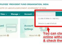 How to withdraw EPF and EPS online?