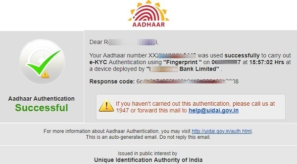 How to lock and unlock Aadhaar Card online and prevent misuse?