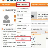 open PPF account online instantly ICICI Bank