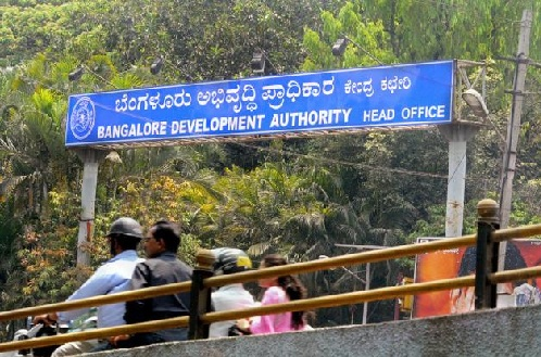 Bangalore Development Authority 2018