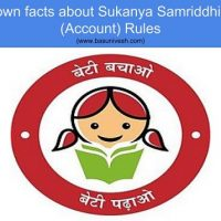 5 unknown facts about Sukanya Samriddhi Yojana (Account) Rules