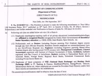 New Eligibility for PLI (Postal Life Insurance)