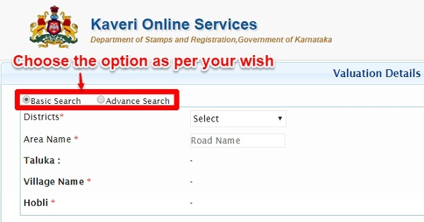Online property guidance valuation calculator in Bangalore – How to check?