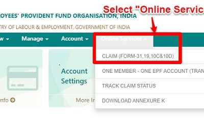 New online EPF Advance Rules 2020 – How to take advance of 3 months wages or 75% of EPF?