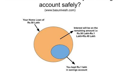 How to earn around 7% from your savings account safely?